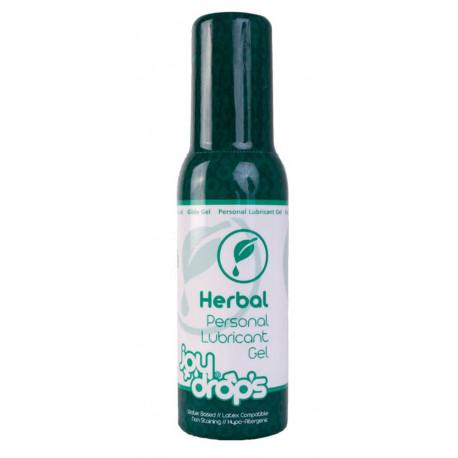 herbal personal lubricant gel 100ml vegán sikosító