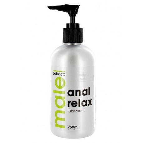 Male Anal Relax vízbázísú anál sikosító férfiaknak