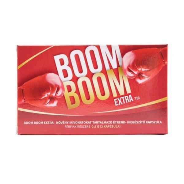 boom potencianövelő kapszula